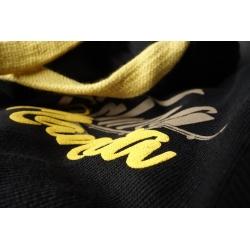 Spodnie Fishing Mania żółte